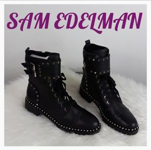 SAM EDELMAN JENNIFER BOOT'S NWOB
